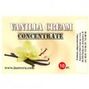 VANILLA CREAM e-concentrate, 10 ml