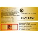 CAMTAST (camel) e-liquid, 6 mg/ml