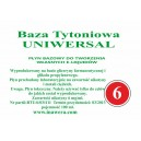 Base Universal, 6 mg/ml