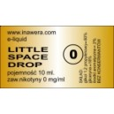 Little Space Drop e-liquid, 0 mg/ml
