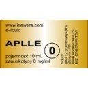 APPLE e-liquid, 0 mg/ml
