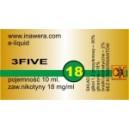 3FIVE  е-жидкость, 18 mg/ml