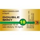 DOUBLE MINT  е-жидкость, 18 mg/ml