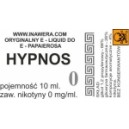 E-LIQUID HYPNOS (golden virginia) 0 mg/ml