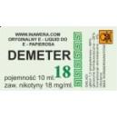 DEMETER (dunhill) 18 mg/ml
