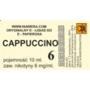 CAPPUCCINO 6 mg/ml
