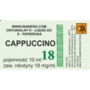 CAPPUCCINO 18 mg/ml