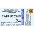 CAPPUCCINO 24 mg/ml