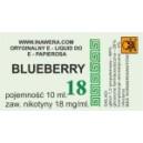 BLUEBERRY 18 mg/ml