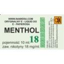 MENTHOL 18 mg/ml
