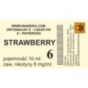 STRAWBERRY 6 mg/ml