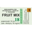 FRUIT MIX 18 mg/ml