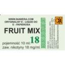 FRUIT MIX 18 mg/ml