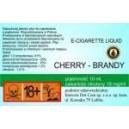 CHERRY - BRANDY  е-жидкость, 0 mg/ml