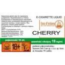 CHERRY e-liquid, 6 mg/ml