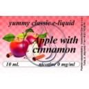 YUMMY - APPLE - CINAMON 0 mg/ml