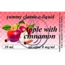 YUMMY - APPLE - CINAMON 0 mg/ml