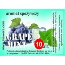 GRAPE MINT comestible flavour