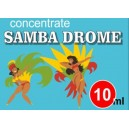SAMBA DROME comestible flavour