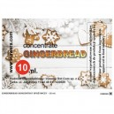 GINGERBREAD comestible concentrate