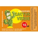 CACTUS VERDE comestible concentrate