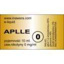 APPLE e-liquid, 0 mg/ml