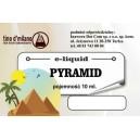 PYRAMID e-liquid, 0 mg/ml