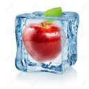 ICE APPLE comestible flavour