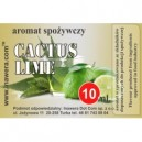 CACTUS - LIME, 10 ml